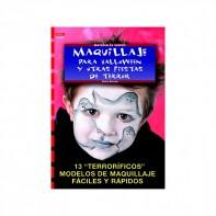 Maquillaje para Halloween y otras Fiestas de Terror