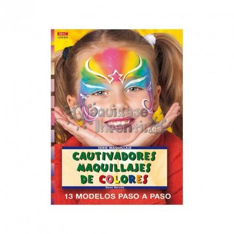 Cautivadores Maquillajes de Colores