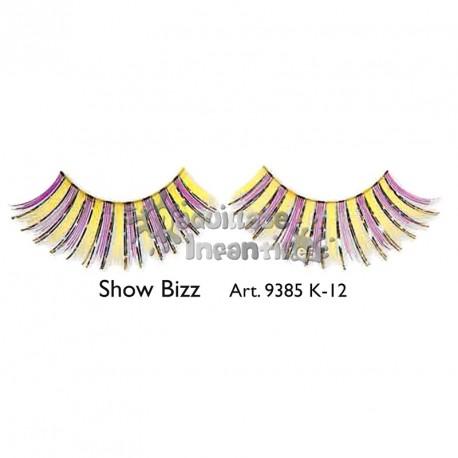 Pestañas Fantasía Fashion Show Bizz K12 Kryolan