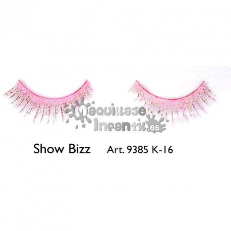 Pestañas Fantasía Fashion Show Bizz K16 Kryolan