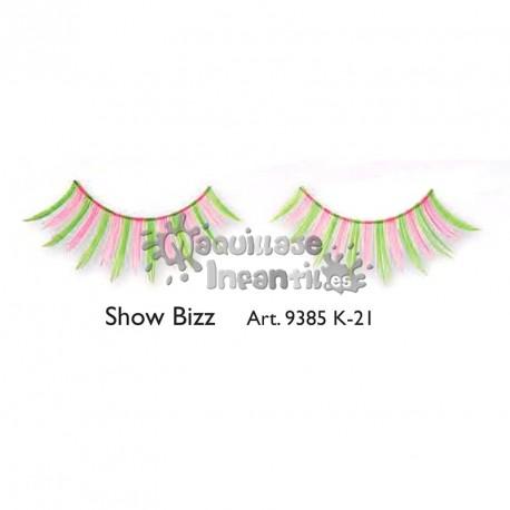 Pestañas Fantasía Fashion Show Bizz K21 Kryolan