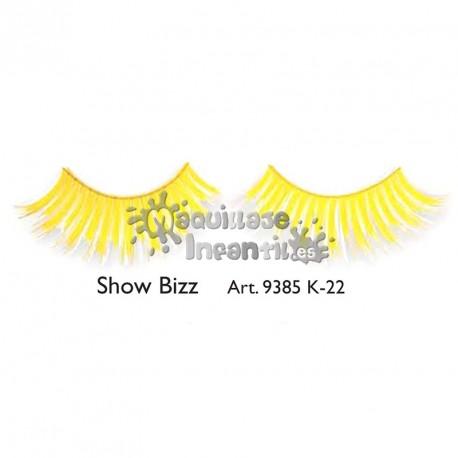 Pestañas Fantasía Fashion Show Bizz K22 Kryolan