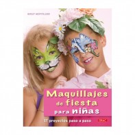 Maquillaje de Fiesta para Niñas