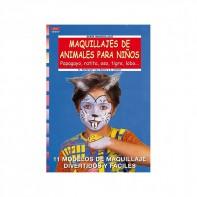 Maquillajes de Animales para Niños