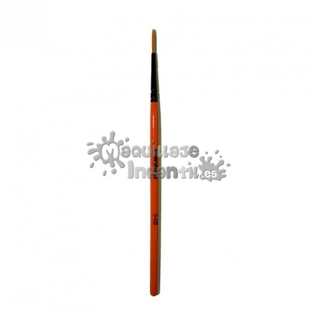 Pincel Sintético S-03 Pankro